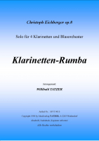 Klarinetten Rumba (A), Christoph Eichberger / Willibald Tatzer