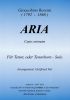 Aria (Cujus animam) (A), Gioacchino Rossini / Gottfried Veit