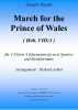 March for the Prince of Wales (A-B), Josef Haydn / Richard Achter