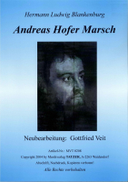 Andreas Hofer Marsch (B), H. L. Blankenburg / Gottfried Veit