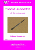 The pink blue blues (A), Wolfram Rosenberger