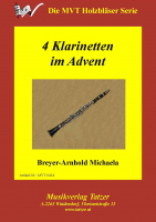 4 Klarinetten im Advent (A), Michaela Arnhold-Breyer